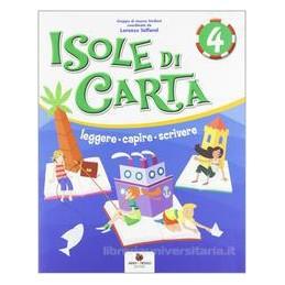ISOLE DI CARTA 4, SUSS. LINGUAGGI
