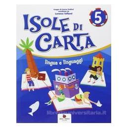 ISOLE DI CARTA 5, SUSS. LINGUAGGI