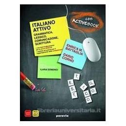 ITALIANO ATTIVO +QUADERNO +ACTIVEBOOK