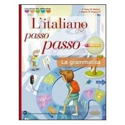 ITALIANO PASSO PASSO (ED.VERDE) +INVALSI