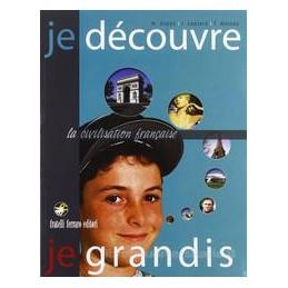 JE DECOUVRE JE GRANDIS +CD