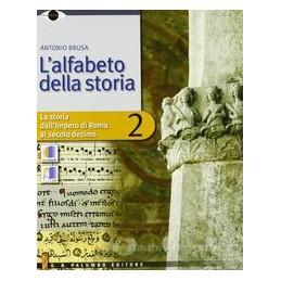 ALFABETO DELLA STORIA 2 +TRE DIMEN.2+DVD