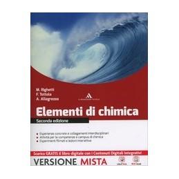 elementi-di-chimica-x-bn-2-ediz