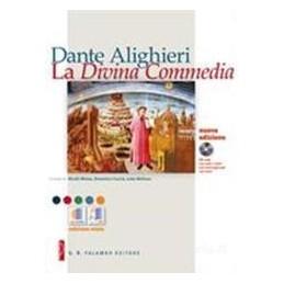 DIVINA COMMEDIA (MINEO CUCCIA) +CD