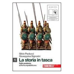 STORIA IN TASCA 1  PREISTORIA ROMA REPUB
