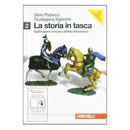 STORIA IN TASCA 2  IMPERO ROM. ALTO MED.
