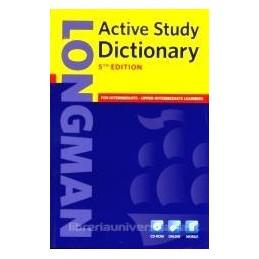LONGMAN ACTIVE STUDY DICTIONARY 5 ED.+CD