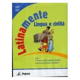 LATINAMENTE  LINGUA E CIVILTA` +VOCABOL.