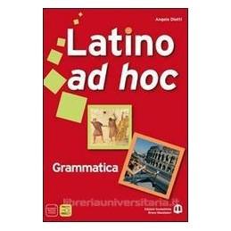 LATINO AD HOC  GRAMMATICA +LINGUA CIV.1