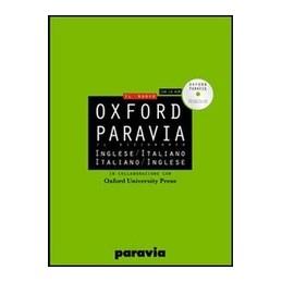 OXFORD-PARAVIA-DIZINGLESE-ITALIANO