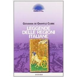 LEGGENDE DELLE REGIONI ITALIANE