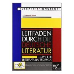 LEITFADEN DURCH DIE DEUTSCHE LITERATUR