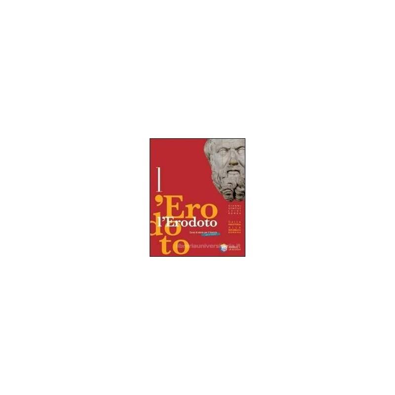 L`ERODOTO 1  PREISTORIA REPUBBL.ROMANA