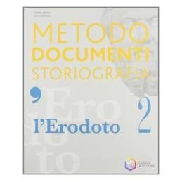 L`ERODOTO  METODO DOCUMENTI STORIOGR. 2