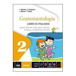 GRAMMANTOLOGIA--LIBRO-ITALIANO-