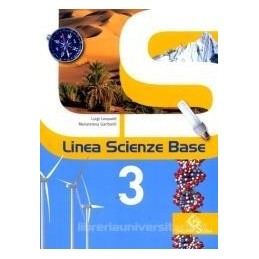 LINEA SCIENZE BASE 3 +LIBRO DIGITALE 3
