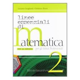 LINEE ESSENZIALI DI MATEMATICA PER IP 2