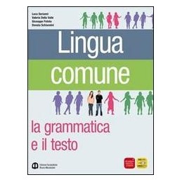LINGUA COMUNE  GRAMM.+LIBRO SCRIT.+PALES