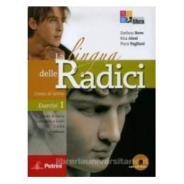 LINGUA DELLE RADICI  ESERCIZI 1 +CD ROM