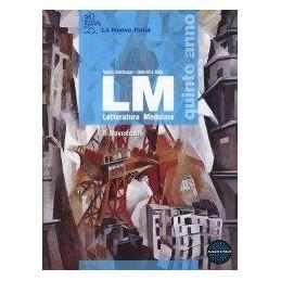 LM LETTERATURA MODULARE 2 X5 IP
