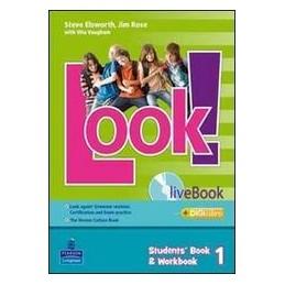 LOOK! 3 SB&WB +LIVEBOOK +LOOK AG.+VERNON