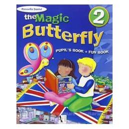 MAGIC BUTTERFLY 2 +FUN BOOK