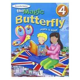 MAGIC BUTTERFLY 4 +FUN BOOK