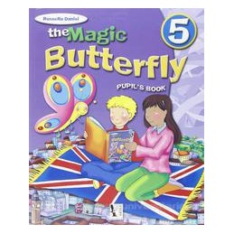 MAGIC BUTTERFLY 5 +FUN BOOK