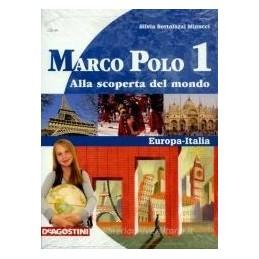 MARCO POLO 1 +ATL.1 +CARTE MUTE +LIB.DIG