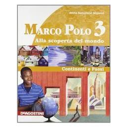 MARCO POLO 3 +ATL.3 +CARTE MUTE +LIB.DIG
