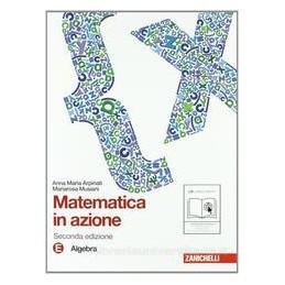 MATEMATICA IN AZIONE 3  ALGEB.E +GEOM.F