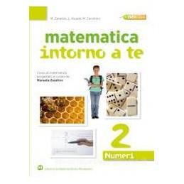 MATEMATICA INTORNO A TE  NUM.2+FIG.2+QU.