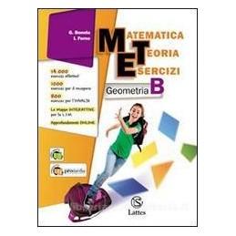 MET  GEOMETRIA B