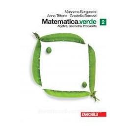 MATEMATICA VERDE 2  ALGEBRA GEOM.PROBAB.