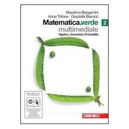 MATEMATICA VERDE 2 +DVD ALGEBRA