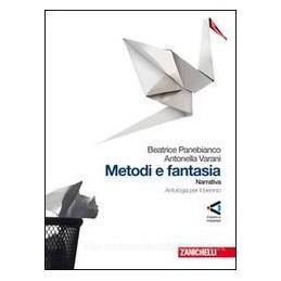 METODI E FANTASIA  NARRATIVA X BN
