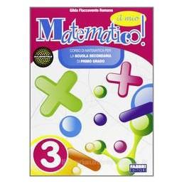 MIO MATEMATICO! 3 +APPRENDISTA MATEMAT.3
