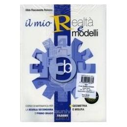 MIO REALTA` E MODELLI 3A+3B +APPREND.MAT