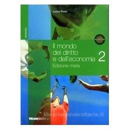 MONDO DEL DIRITTO E ECONOMIA ED.MISTA 2