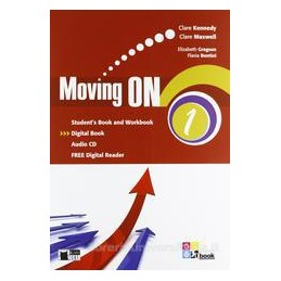 MOVING ON 1 +CD +DIGITAL BOOK 1