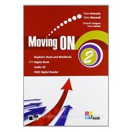 MOVING ON 2 +CD +DIGITAL BOOK 2