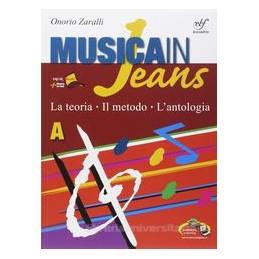 MUSICA IN JEANS (A+B) +CD +DVD +MOZART