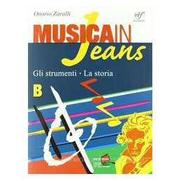 MUSICA IN JEANS B +CD