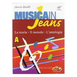 MUSICA IN JEANS (A+B) (MISTO)