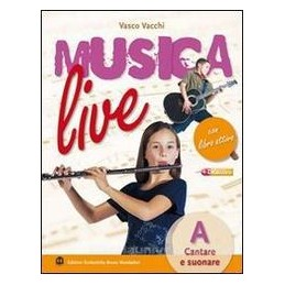 MUSICA LIVE (A+B) +CD +LIBRO ATTIVO