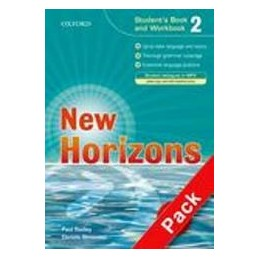 NEW HORIZONS 2 +WB +HOMEWORK B.+CD +CD R