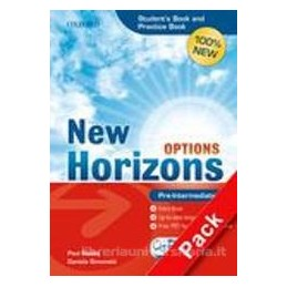 NEW HORIZONS OPTIONS PREINTERMED.+PB+MDB