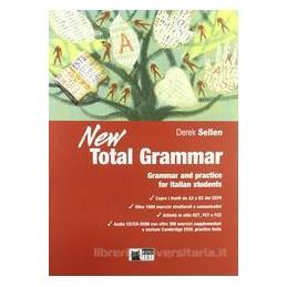 NEW TOTAL GRAMMAR +CD ROM