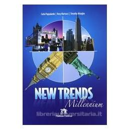 NEW TRENDS MILLENIUM +CD