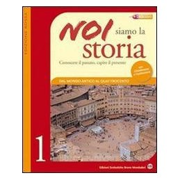 NOI SIAMO LA STORIA 1 (ED.ROSSA) +QU.+IO